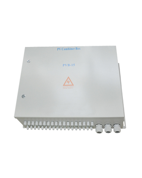 PVB-15路1000V直流光伏阵列汇流箱