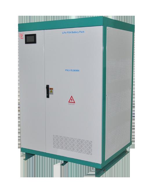 高压BMS磷酸铁锂电池储能混合系统