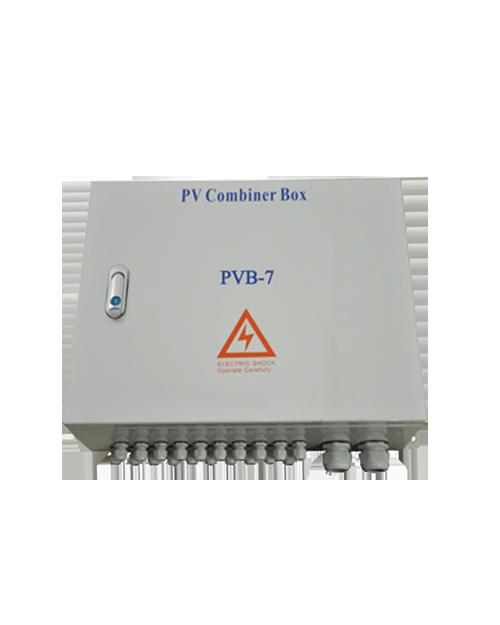 PVB-7路直流防雷汇流箱