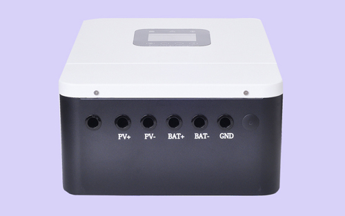 2020 upgraded version of solar charge controller