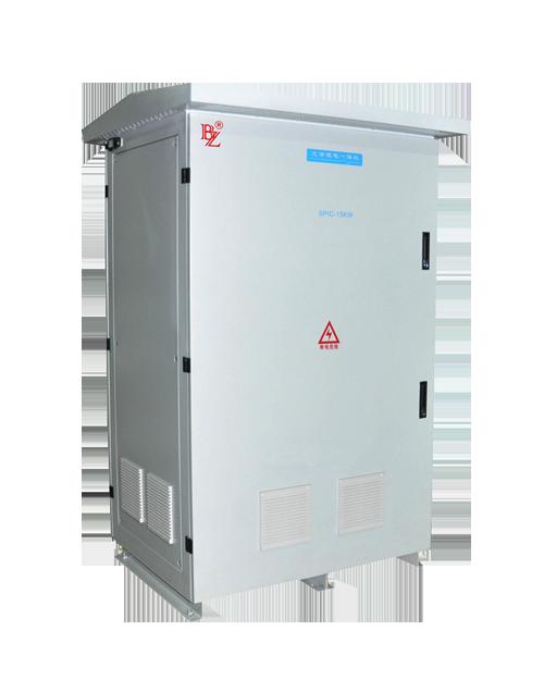 IP54户外锂电储能系统集成逆变充电功能