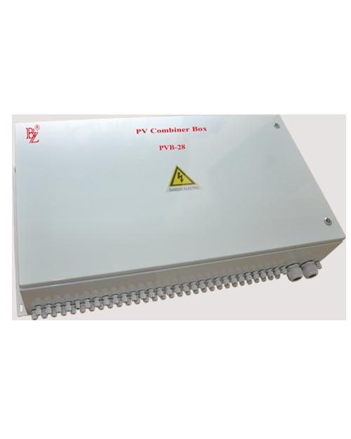 PVB-28路1000V直流防雷汇流箱
